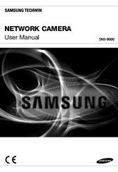 Samsung SNB-9000 User Manual