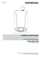 potterton promax 28 combi erp manuals rh manualslib com