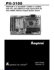 AMPTRON PII-3100A DRIVERS DOWNLOAD