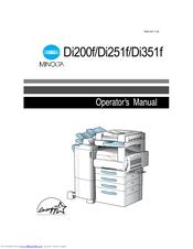 minolta di351f manuals rh manualslib com