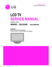 lg 2230r service manual pdf download rh manualslib com lg lcd tv owner's manual lg lcd tv owner's manual