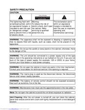 Starsat SR-X6300USB Manuals