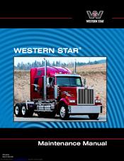 western star 4900 manuals rh manualslib com Western Star 4900SA Western Star 4800