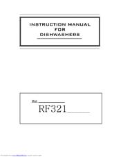 Comenda Rf321 Manuals Manualslib