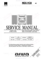 aiwa nsx vc8 manuals rh manualslib com