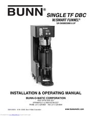 bunn single tf dbc manuals. Black Bedroom Furniture Sets. Home Design Ideas