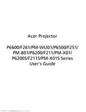 acer p6200 manuals rh manualslib com User Manual Template User Manual PDF