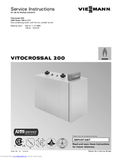 viessmann vitocrossal 200 cm2 186 manuals. Black Bedroom Furniture Sets. Home Design Ideas