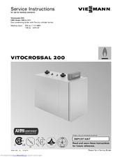 viessmann vitocrossal 200 cm2 186 manuals. Black Bedroom Furniture Sets. Home Design Ideas
