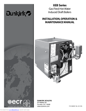 dunkirk xeb 4 manuals rh manualslib com Boiler Plumbing Diagram dunkirk boiler installation manual