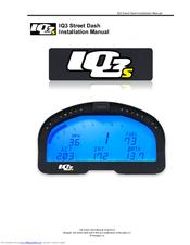 RACEPAK IQ3 INSTALLATION MANUAL Pdf Download. on