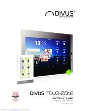 DIVUS TOUCHZONE TZ07 USER MANUAL Pdf Download.