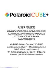 Polaroid cube support – meet polaroid.