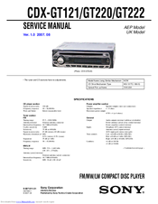 1060458_cdxgt121_product sony cdx gt222 manuals sony cdx gt 240 wiring diagram at panicattacktreatment.co