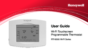 Honeywell RTH8500 Series User Manual