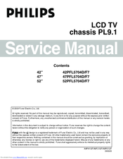 philips 52pfl5704d f7 manuals rh manualslib com Philips TV User Manual Philips TV User Manual
