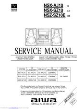 aiwa cx naj17 manuals rh manualslib com