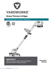 yardworks lawn mower manual pdf
