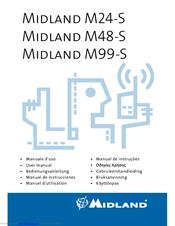 инструкция Midland M99 - фото 9