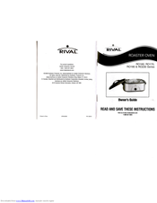 rival ro170 series manuals rh manualslib com Rival Products Customer Service Nike Rival Products