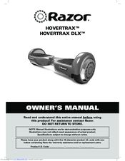 razor hovertrax manuals rh manualslib com razor owners manual razor scooter owners manual