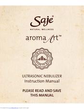 saje aroma art manuals rh manualslib com Texture Art Aroma Logo