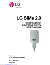 LG SIMs 2.0 User Manual