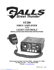 1062868_street_thunder_st280_product galls street thunder st280 manuals galls street thunder siren wiring diagram at gsmportal.co