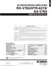 Updated: yamaha's firmware fix for 2009 av receiver range goes.