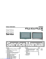 Philips FTL2.2E Service Manual