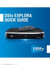 dstv explora quick manual pdf download rh manualslib com