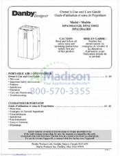 Danby Designer Dpa120a1bd Manuals Manualslib