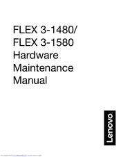 Lenovo YOGA 500-14ISK Manuals