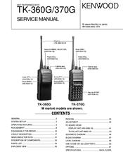 kenwood tk 370g manuals rh manualslib com