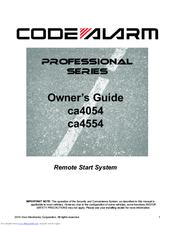 code alarm ca4554 manuals rh manualslib com