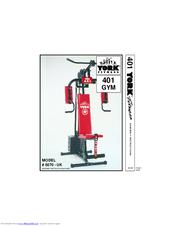 york fitness 401 manuals rh manualslib com Program Manual Retrevo Manuals
