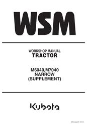 kubota m7040 manuals rh manualslib com Kubota M7040 Loader Kubota M7040 Owner's Manual