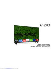VIZIO D50u-D1 User Manual 69 Pages
