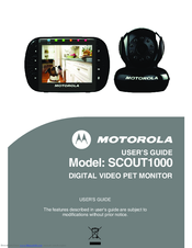 Motorola SCOUT1000 User Manual
