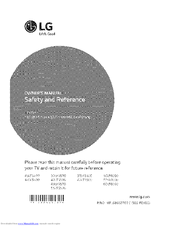lg 5400 manual