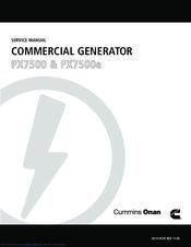 cummins generator service manual free download