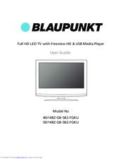 blaupunkt 50 148z gb 5b2 fgku manuals rh manualslib com TV Blaupunkt Auto Wireing Blaupunkt TV 32