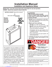 Hearth Amp Home Technologies Dv4236 Manuals