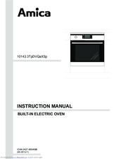 amica 10143 3tpdvqaxsp manuals rh manualslib com amica cooker instruction manual Kenmore Elite Oven Manual