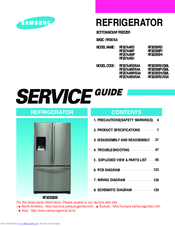 Samsung Rf267aars Service Manual Pdf Download