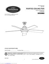 Harbor Breeze Ceiling Fan Lp8293 Manual Best Fan Imageforms Co