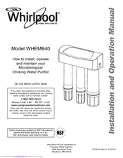 water purifier installation instructions