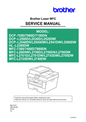 brother dcp l2540dw manuals rh manualslib com brother printer error manual feed brother printer error manual feed