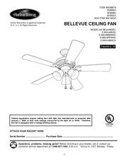 Harbor breeze bellevue e be44mww5c manuals mozeypictures Choice Image