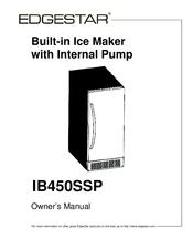 edgestar ib450ssp manuals rh manualslib com EdgeStar Mini Fridge Temp EdgeStar Kegerator